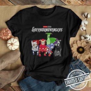 Greyhound Greyhoundvengers Marvel Avengers Endgame shirt