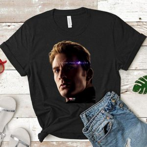 Marvel Avengers Endgame Captain America Avenge the fallen shirt