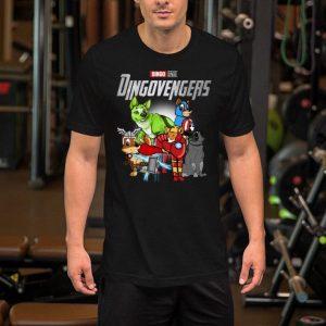 Marvel Avengers Endgame Dingo Dingovengers shirt