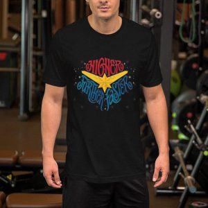 Marvel Captain Higher Further Faster Star Avengers Endgame shirt
