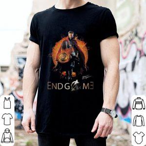 Marvel Doctor Strange Avengers Endgame signature shirt