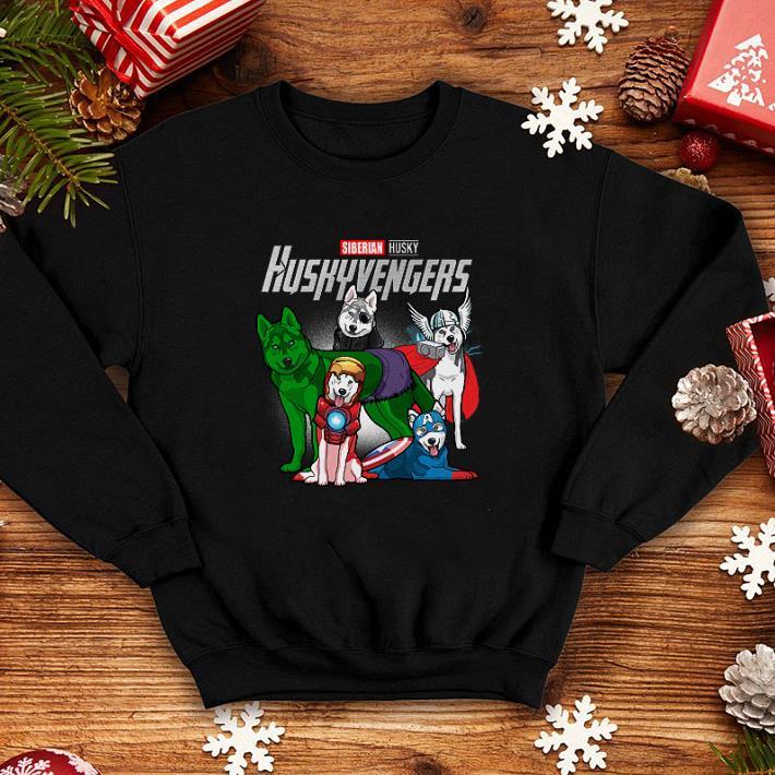 Siberian Husky Huskyvengers Marvel Avengers Endgame shirt 4 - Siberian Husky Huskyvengers Marvel Avengers Endgame shirt