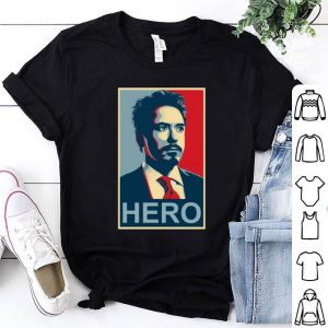 Tony Stark I am Iron man hero vintage shirt