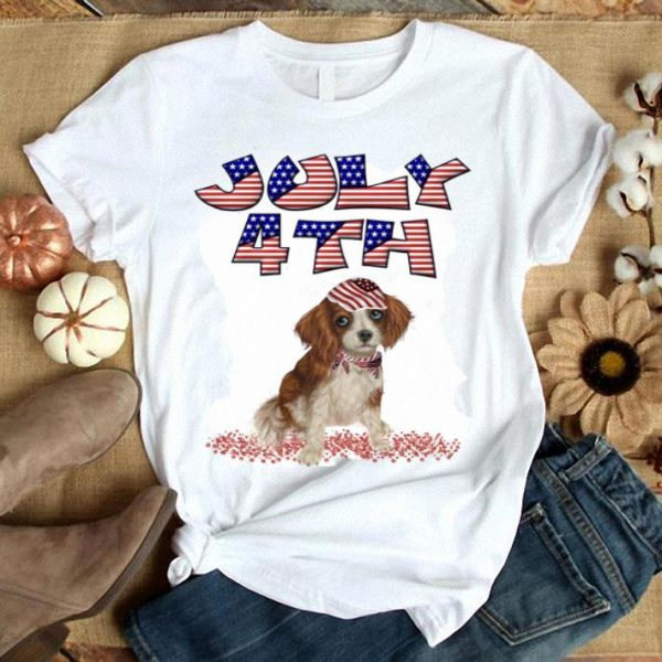 Beagle American 4th July independence day shirt