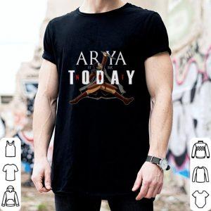 Arya Stark Game Of Thrones Not Today GOT shirt