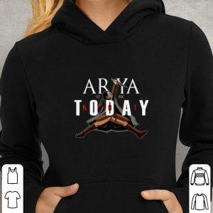 Arya Stark Game Of Thrones Not Today GOT shirt 2