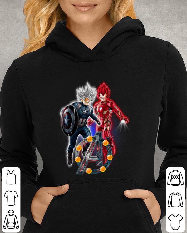 Shirt God Instinct Super Goku Endgame Saiyan Ultra Vegeta Avengers T-shirt Sweater And Longsleeve Hoodie