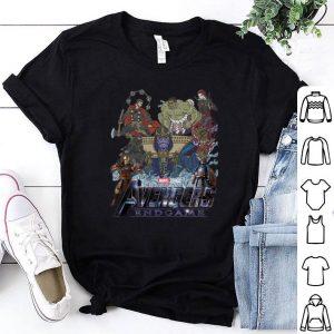 Avengers Endgame Version Samurai shirt