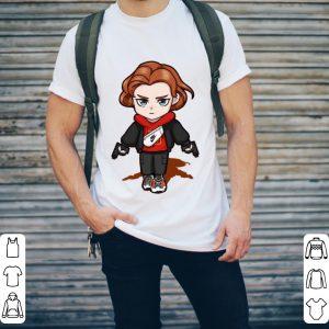 Chibi Black Widow Nike bag Avengers shirt