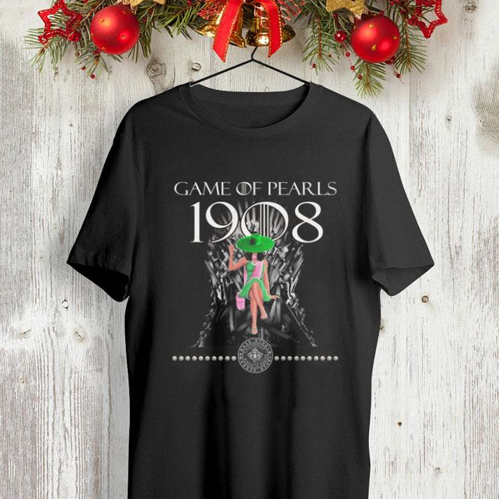 Game Of Pearls 1908 Game Of Thrones shirt 4 - Game Of Pearls 1908 Game Of Thrones shirt