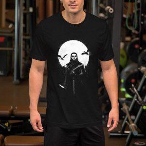 Game Of Thrones Arya Stark this glows in the dark shirt