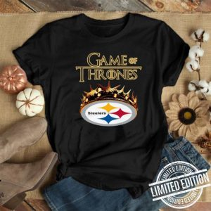 b420311cf Sale! Game of Thrones Crown Pittsburgh Steelers shirt