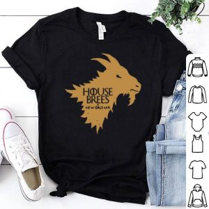 House Brees Game Of Thrones House Stark shirt