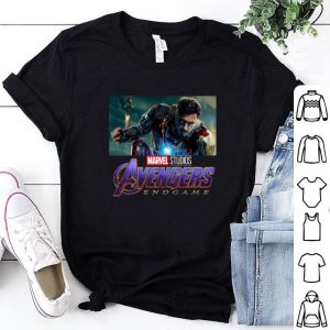I am Iron Man Marvel Studios Avengers Endgame shirt