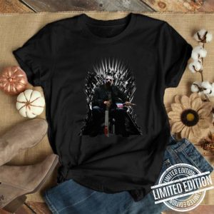 Jason Voorhees Game Of Thrones shirt