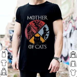 Mother Of Cat Vintage Game Of Thrones shirt