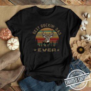 Sunset best buckin' dad ever shirt