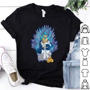 The Saiyan Prince Vegeta GOT Game Of Thrones shirt