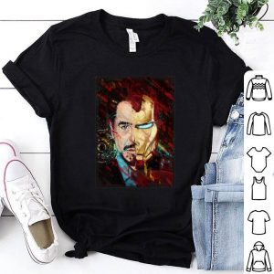 Tony Stark Iron Man shirt