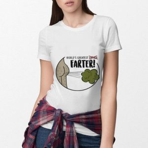 World's greatest father farter shirt 2