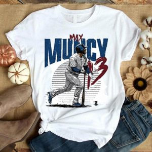 500 LEVEL Max Muncy Los Angeles Baseball shirt