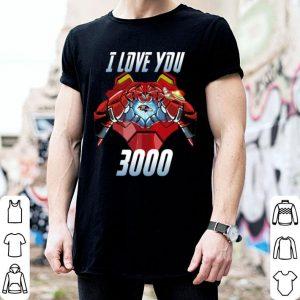Baltimore Ravens I Love You 3000 Iron Man shirt