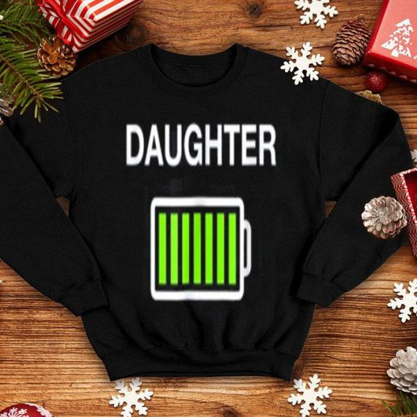 Battery daughter shirt