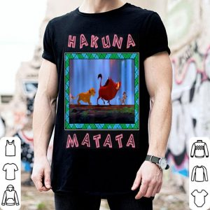 Disney The Lion King Hakuna Matata Simba Timon Pumba Jungle shirt