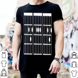 Dmajor Amajor Dmajor chord shirt