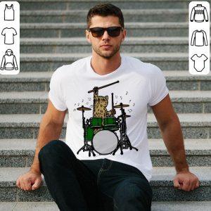 Drummer Cat Music shirt