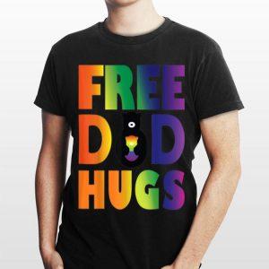 Free Dad Hugs Lgbt Rainbow Pride shirt