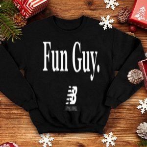 Fun guy New Balance shirt