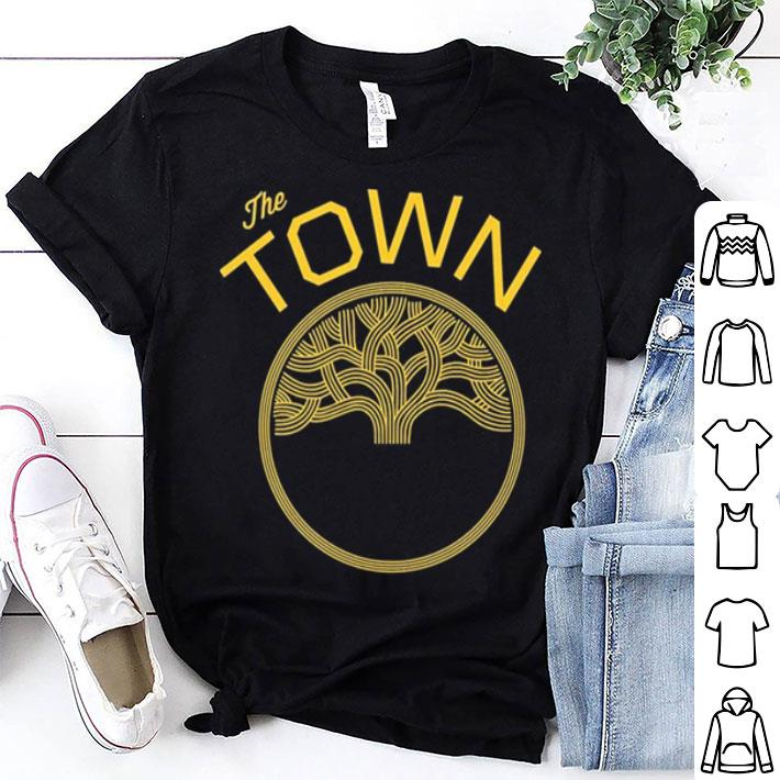 big sale 1eb06 b7d70 Golden State warriors town shirt