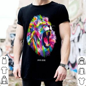 Rainbow Lion King LGBT NYC World Pride 2019 shirt