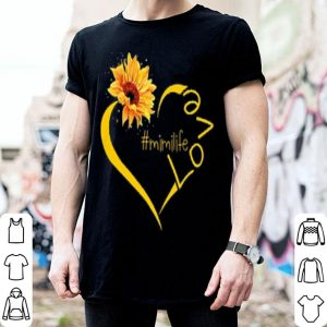 Sunflower love mimi shirt