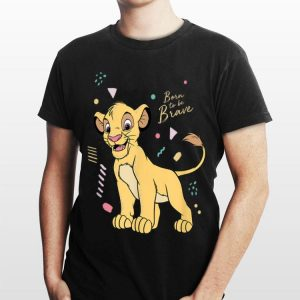 The Lion King Disney Simba shirt