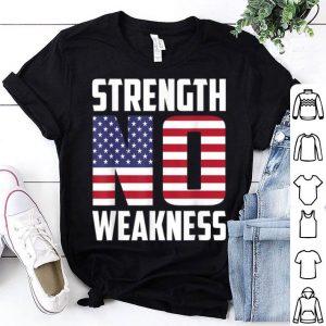 U.S.A. Pride United States USA U.S.A. Strong shirt