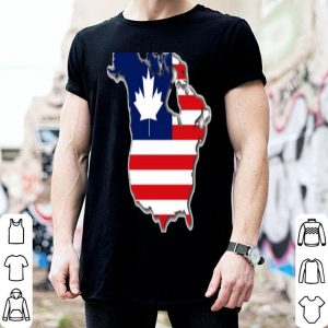 US Canada is one shirt