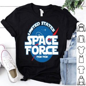 United States Space Force Pew Pew shirt