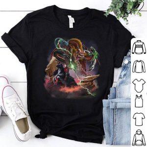 Venger Vs Tiamat shirt