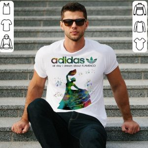 adidas all day i dream about Flamenco shirt