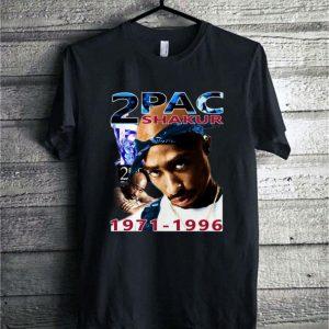 2Pac Shakur 1971-1996 shirt
