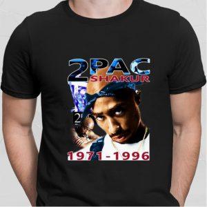 2Pac Shakur 1971-1996 shirt 1