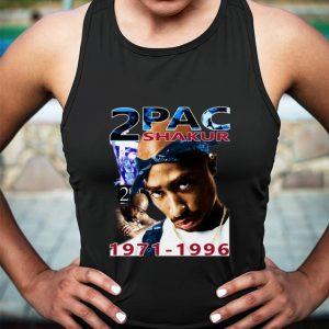 2Pac Shakur 1971-1996 shirt 2