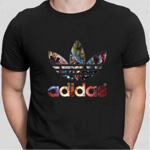 Adidas Marvel Avengers Superhero shirt