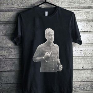 Anthony Bourdain shirt sweater