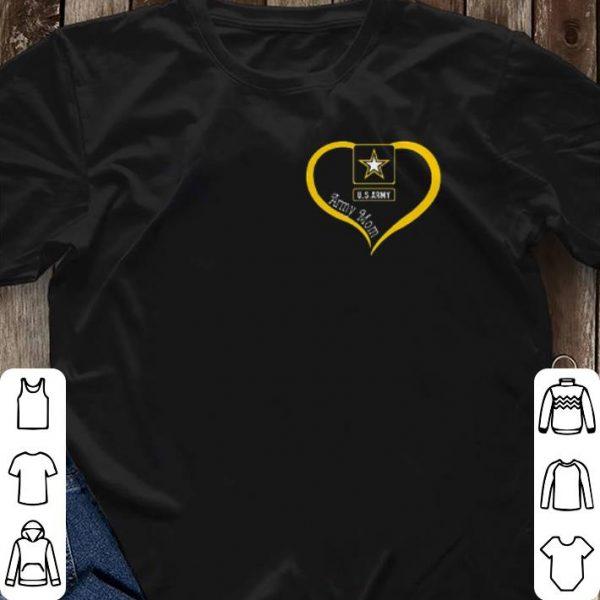 Army mom Love US shirt