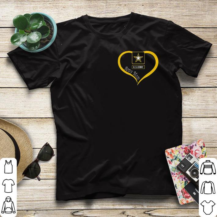 Army mom Love US shirt 4 - Army mom Love US shirt