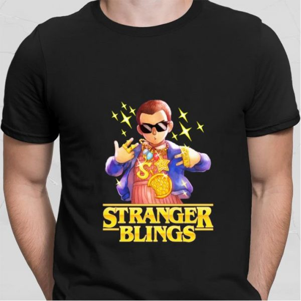 Eleven Stranger Blings shirt