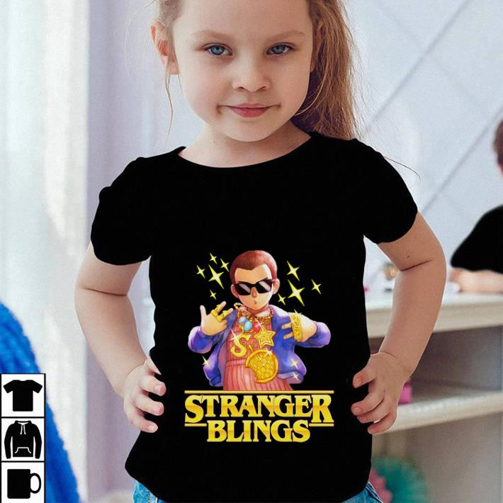 Eleven Stranger Blings shirt 4 - Eleven Stranger Blings shirt